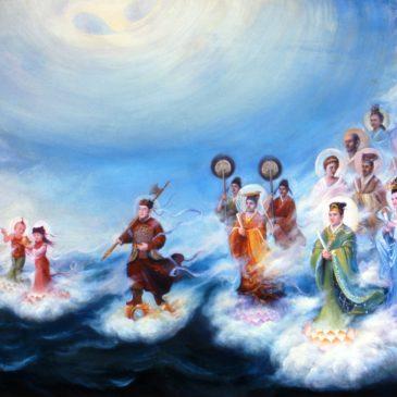 The Art of Zhen Shan Ren gästar Norrköping 16 – 26 augusti
