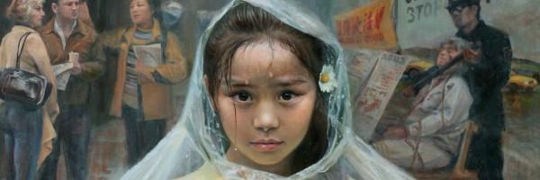 Pressbild. Oskuldfullhetens rop. Xiaoping Chen